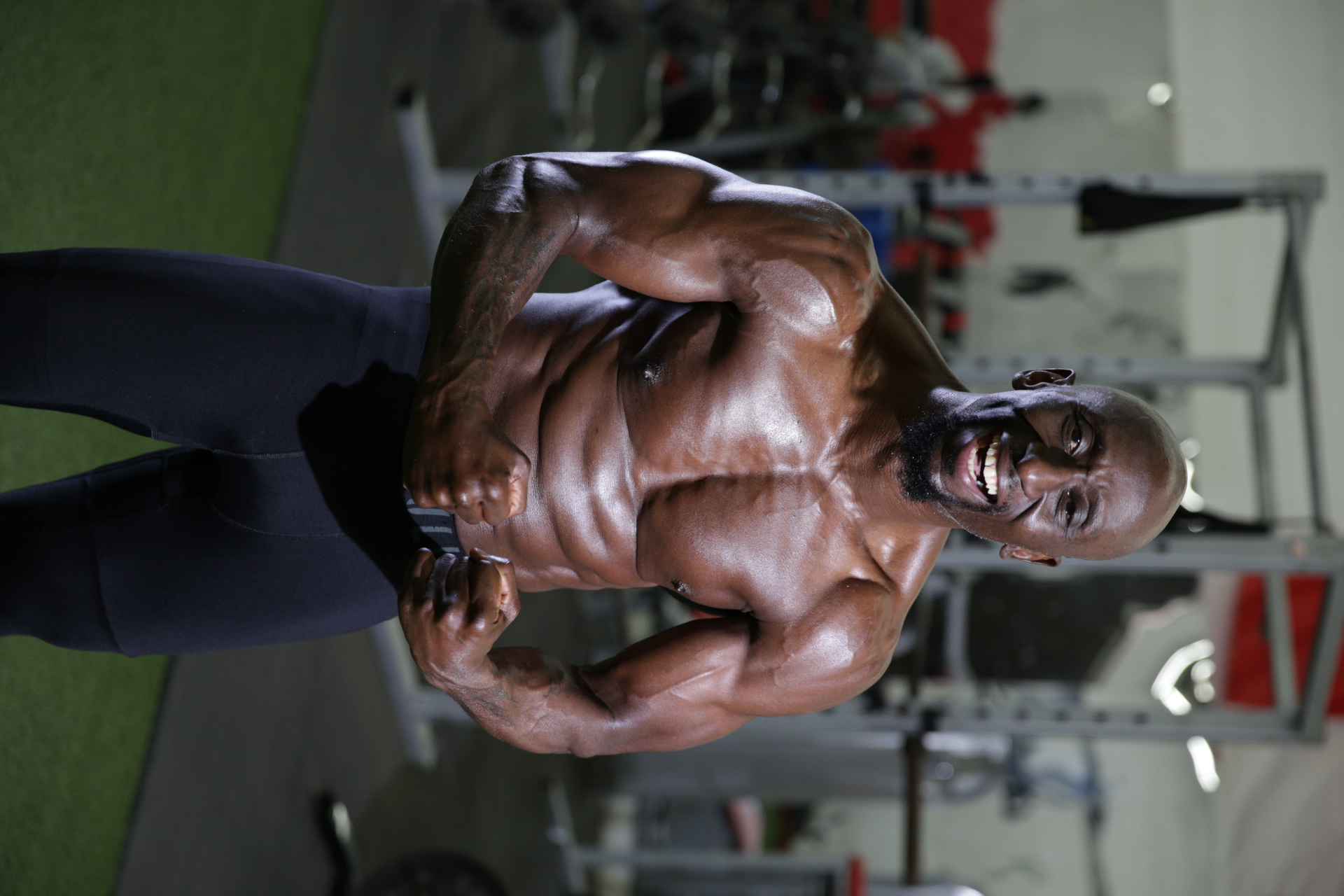Funk Roberts Shows It's Never Too Late to Get in Shape With Over 40 Alpha