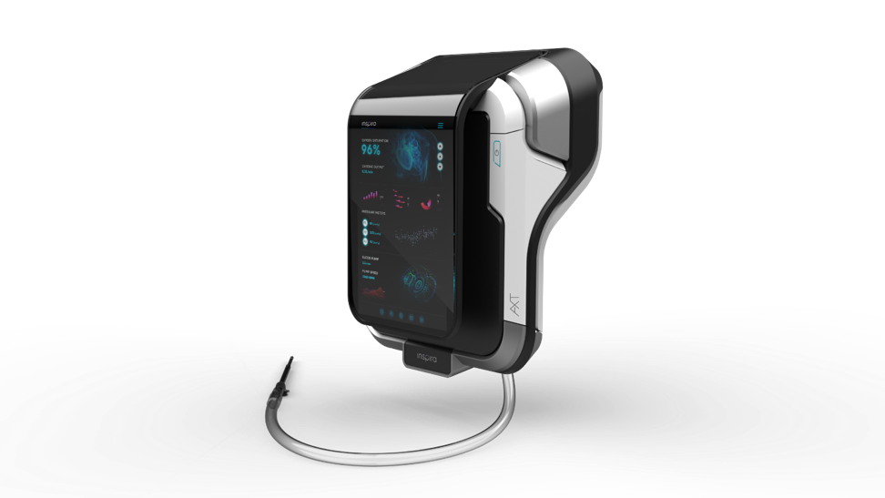 Inspira Technologies Reveals the AXT - An Intelligent System that Directly Oxygenates Blood for Respiratory Care