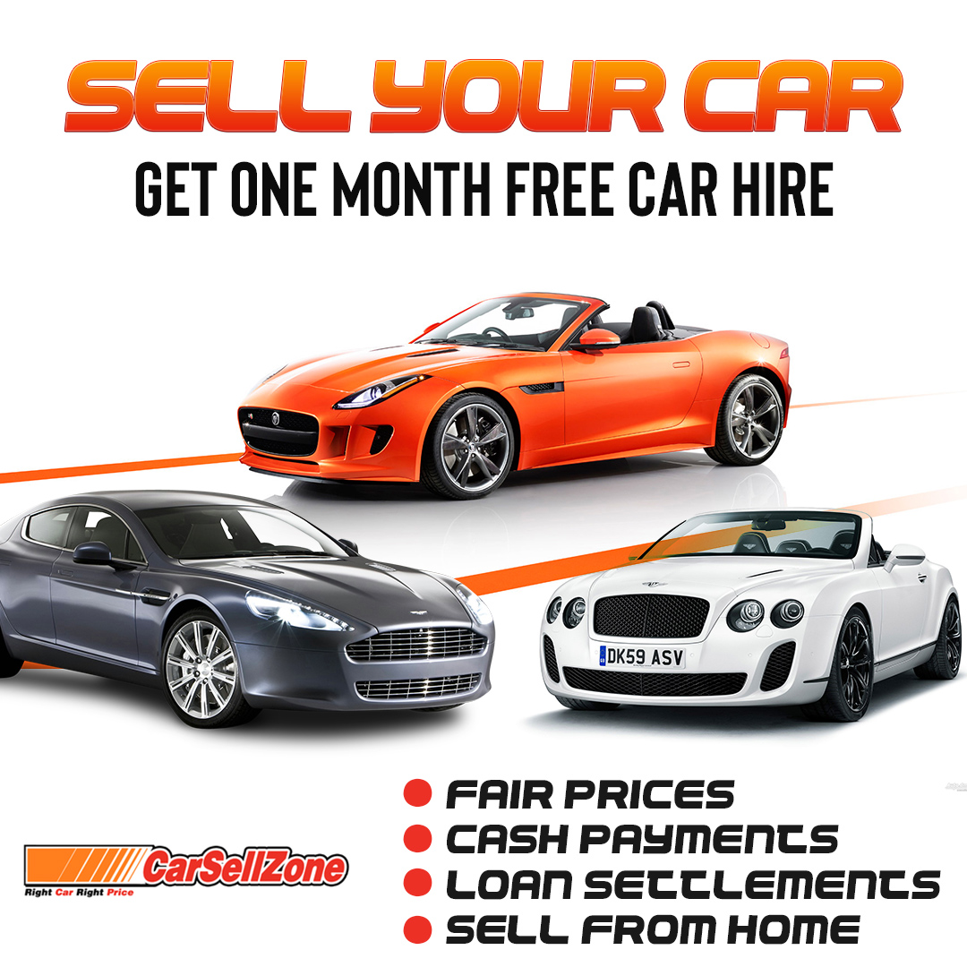 Car Sell Zone Announces Free One-Month Car Hire and Home Inspection for Car Sellers in Dubai