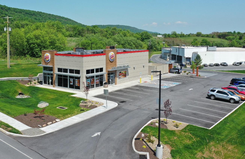 The Boulder Group Arranges Sale of Net Lease Burger King Property