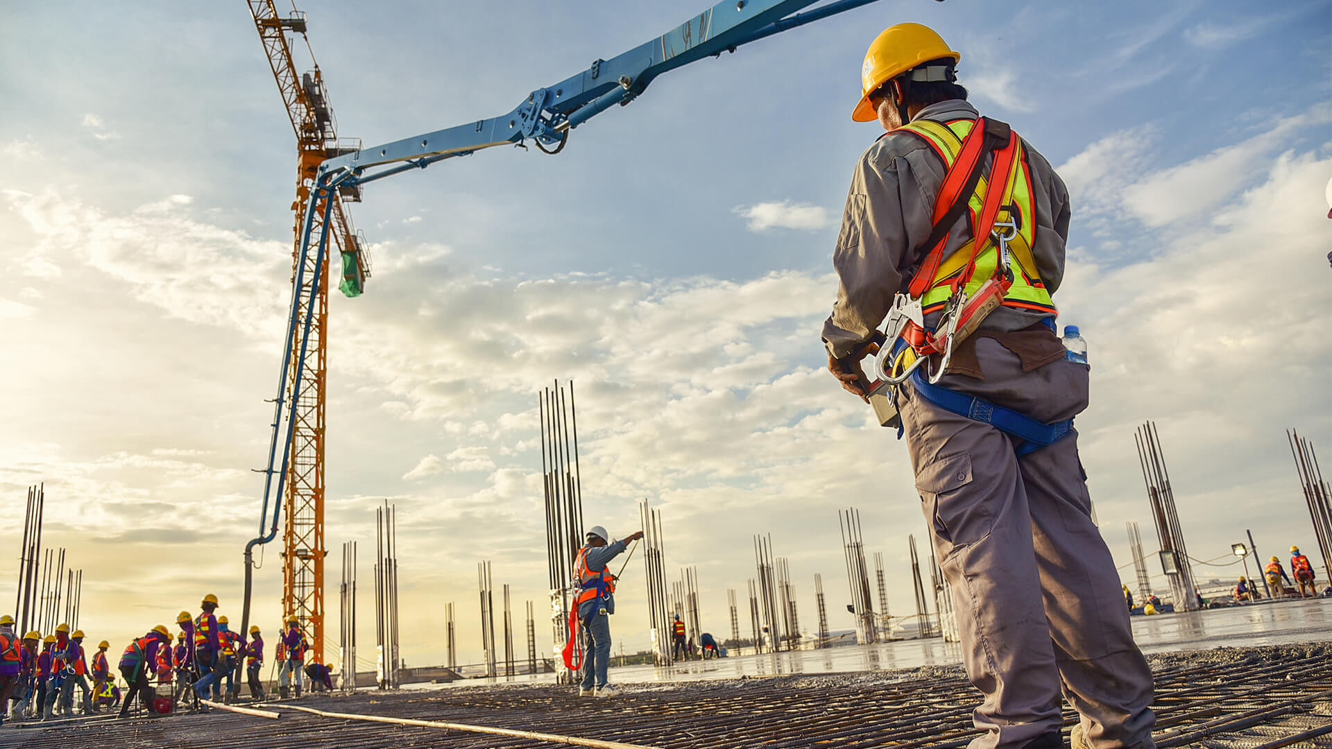 The Construction Industry in Ontario is Seeking Help