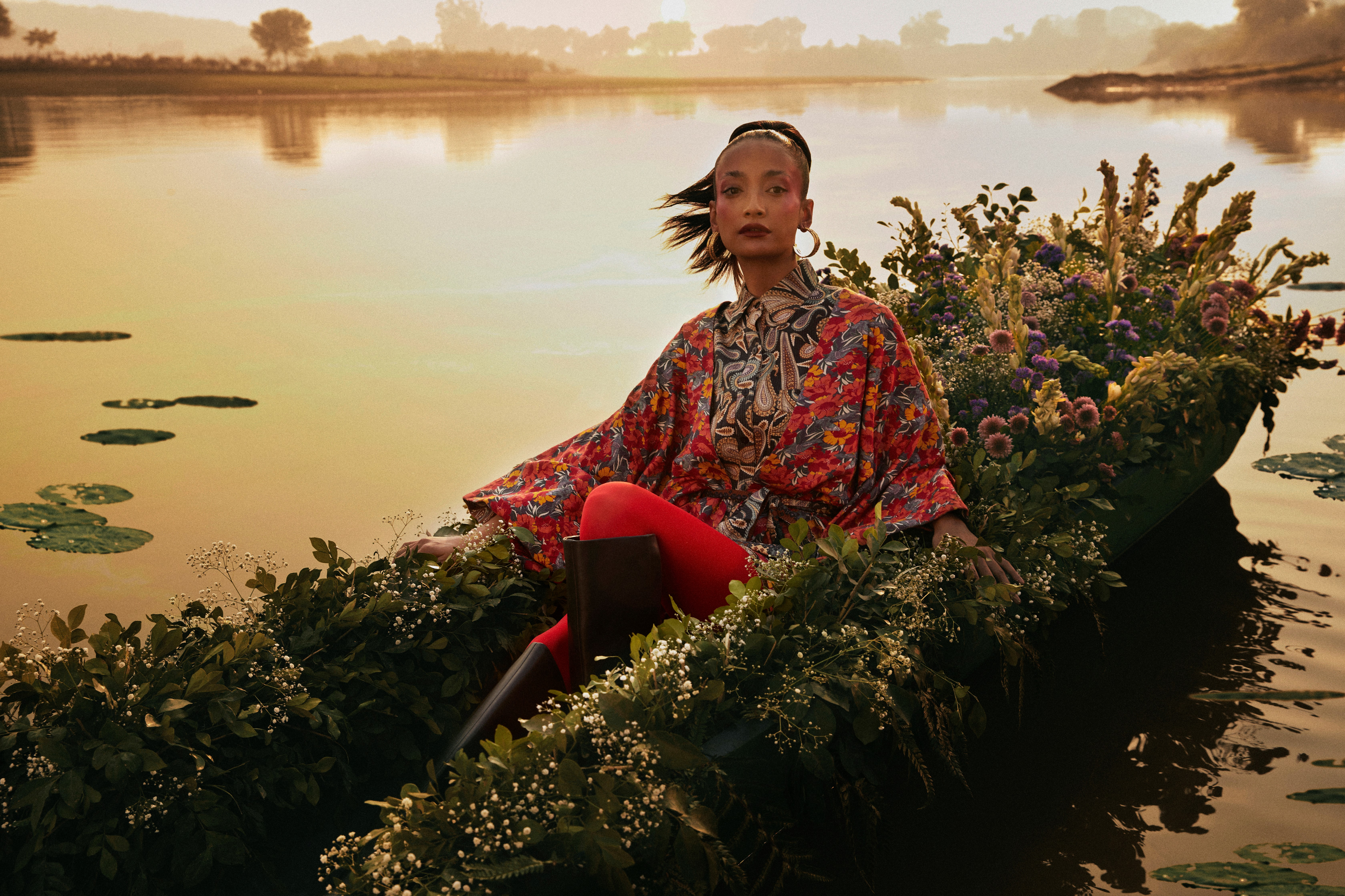 La Fuori Debuts Its New Vietnamese-Inspired Collection