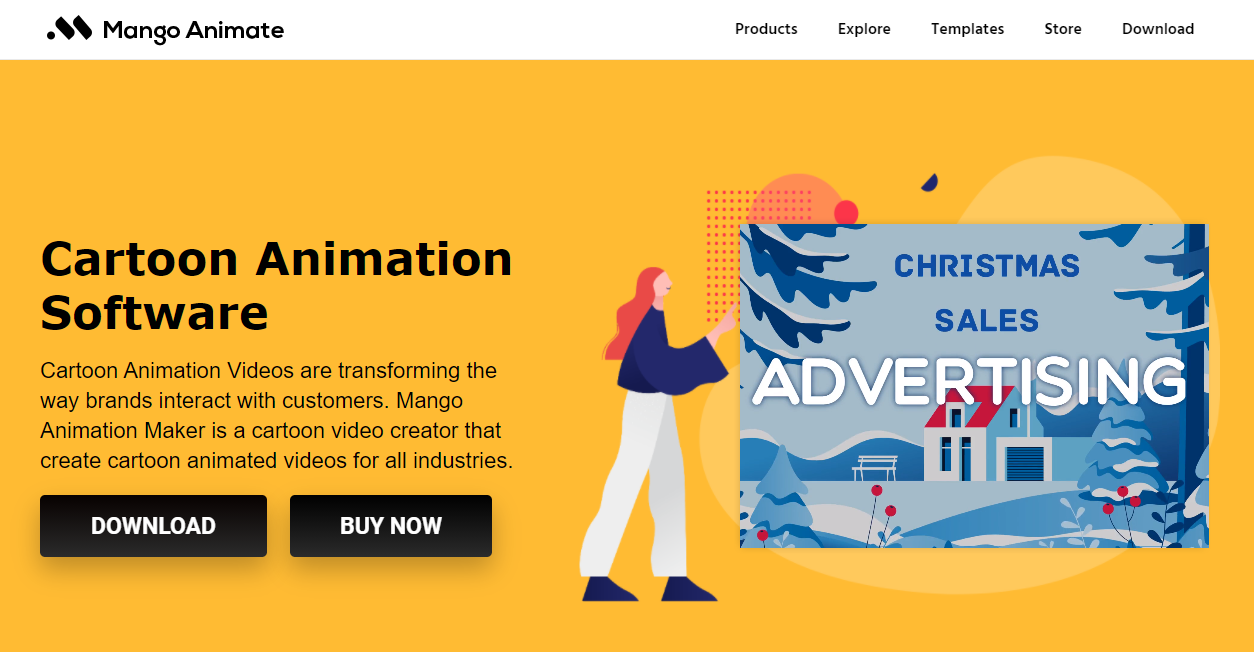 Mango Animate Develops a Cartoon Video Creator for Brand Building