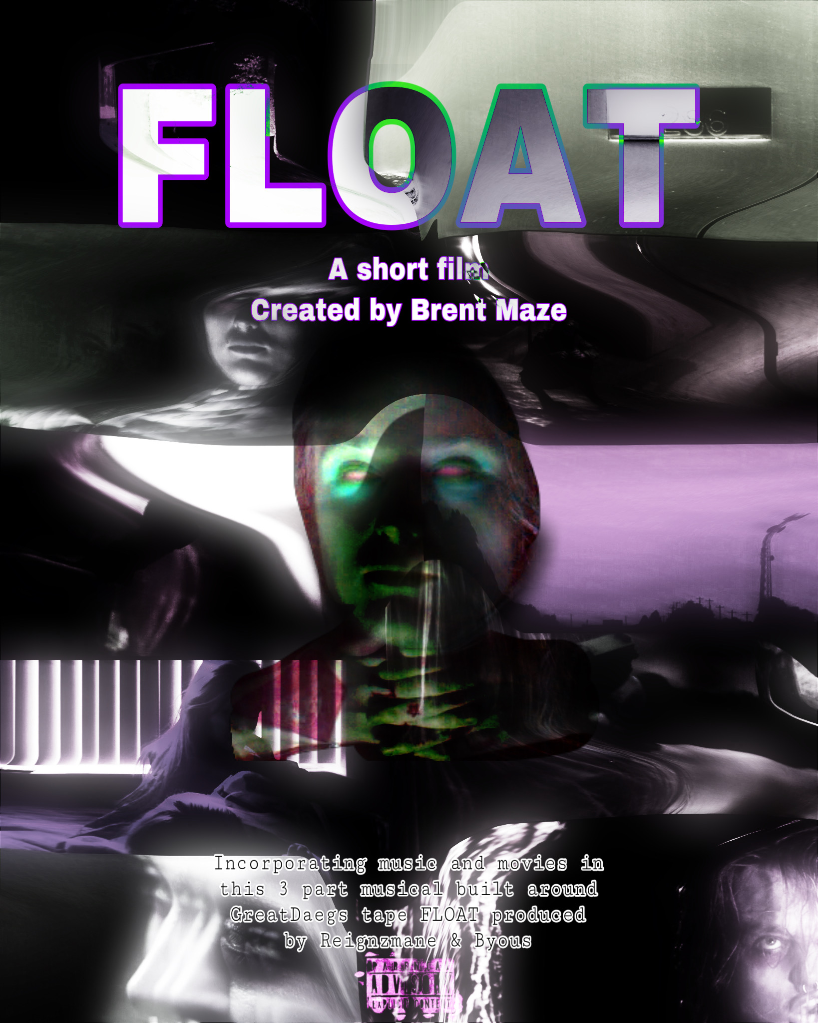"""GreatDaeg's Highly Anticipated New Short Film """"FLOAT"""" Now Available Worldwide"""
