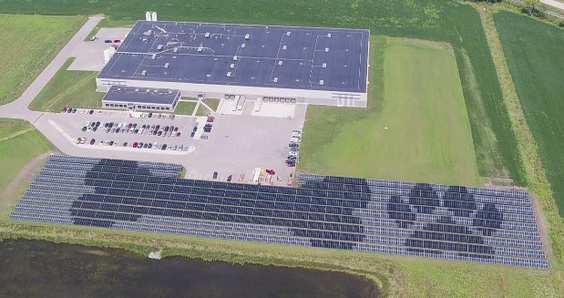 PetDine Raises the Bar by Accessing Renewable Energy at Their Harvard, IL Production Facility