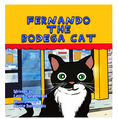 'Fernando The Bodega Cat' Gets His Own Children's Book Debut
