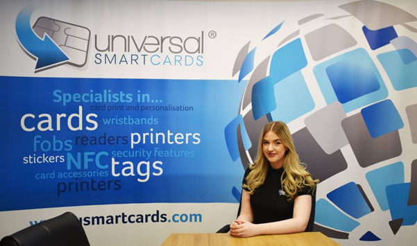 Technology Based Company, Universal Smart Cards, Invests In Staff Development through Training