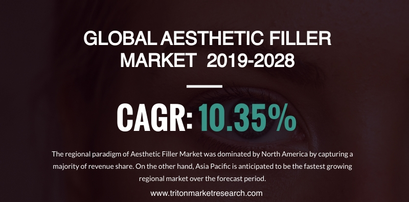 The Global Aesthetic Filler Market likely to Progress at $4573.32 Million by 2028