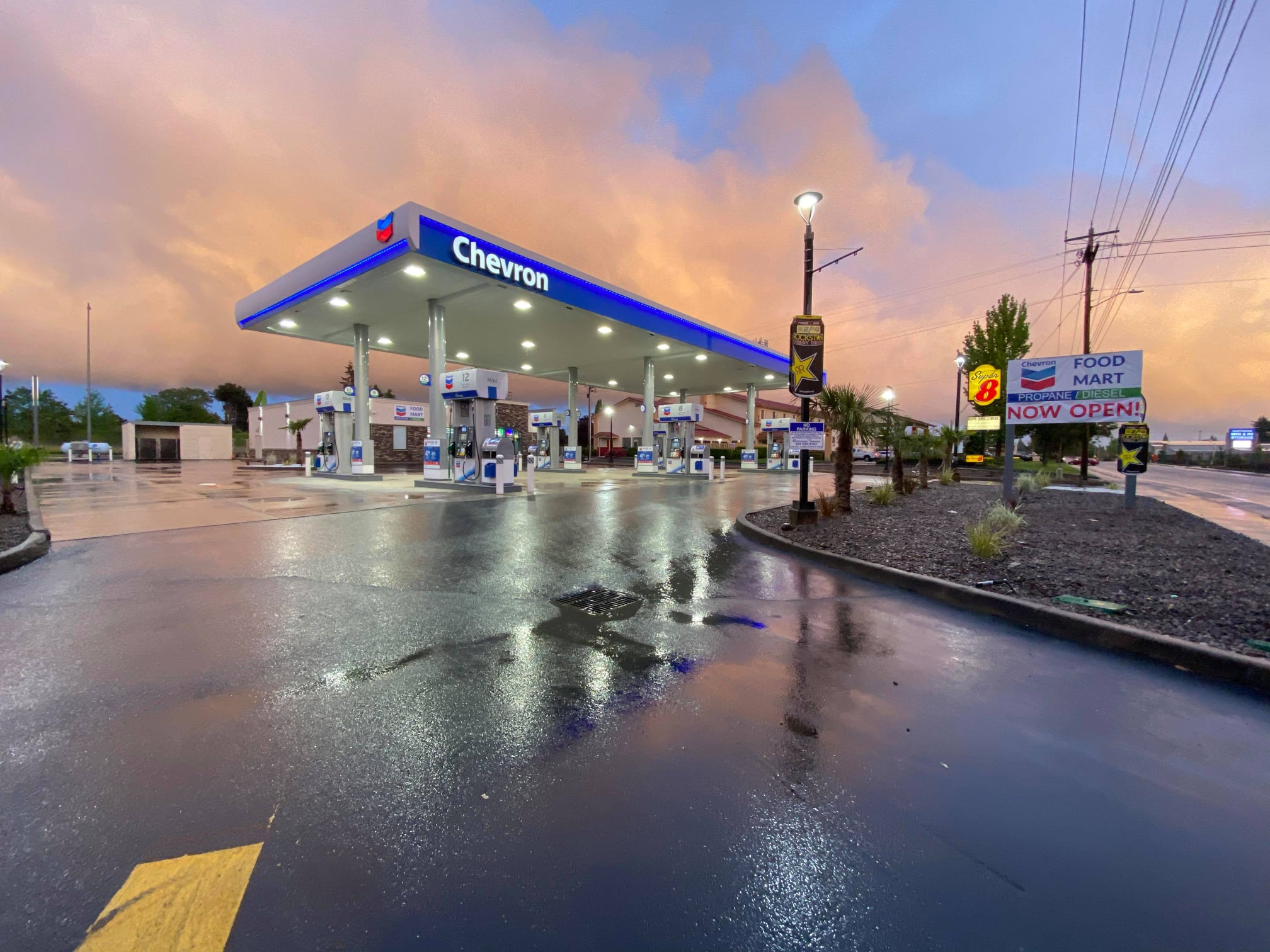 Chevron Salem Lets Drivers Pay With Mobile App At The Pump During Covid Pandemic