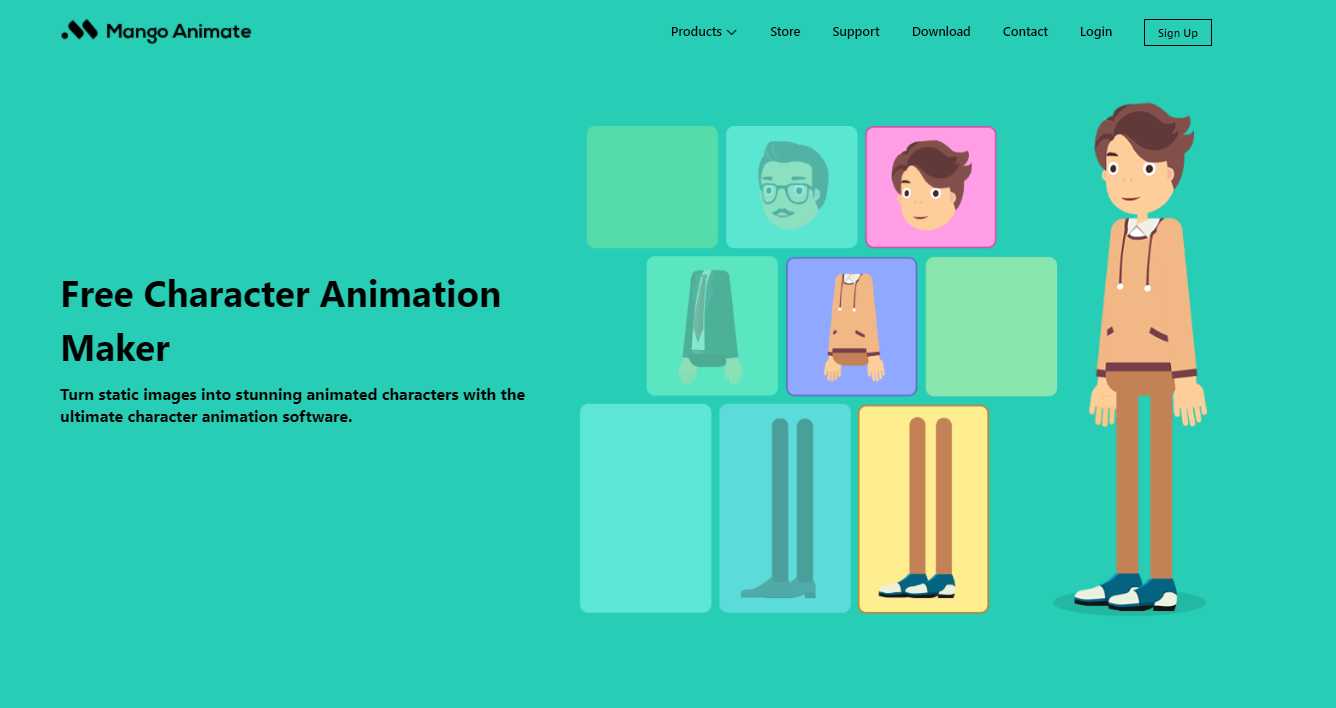 Mango Animate Develops the Most Advanced Character Animation Software