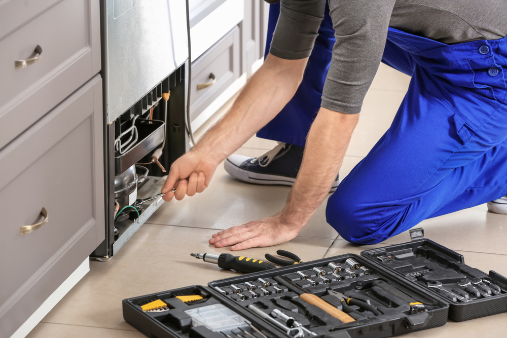 Hire Vancouver's Best Appliance Repair Technician