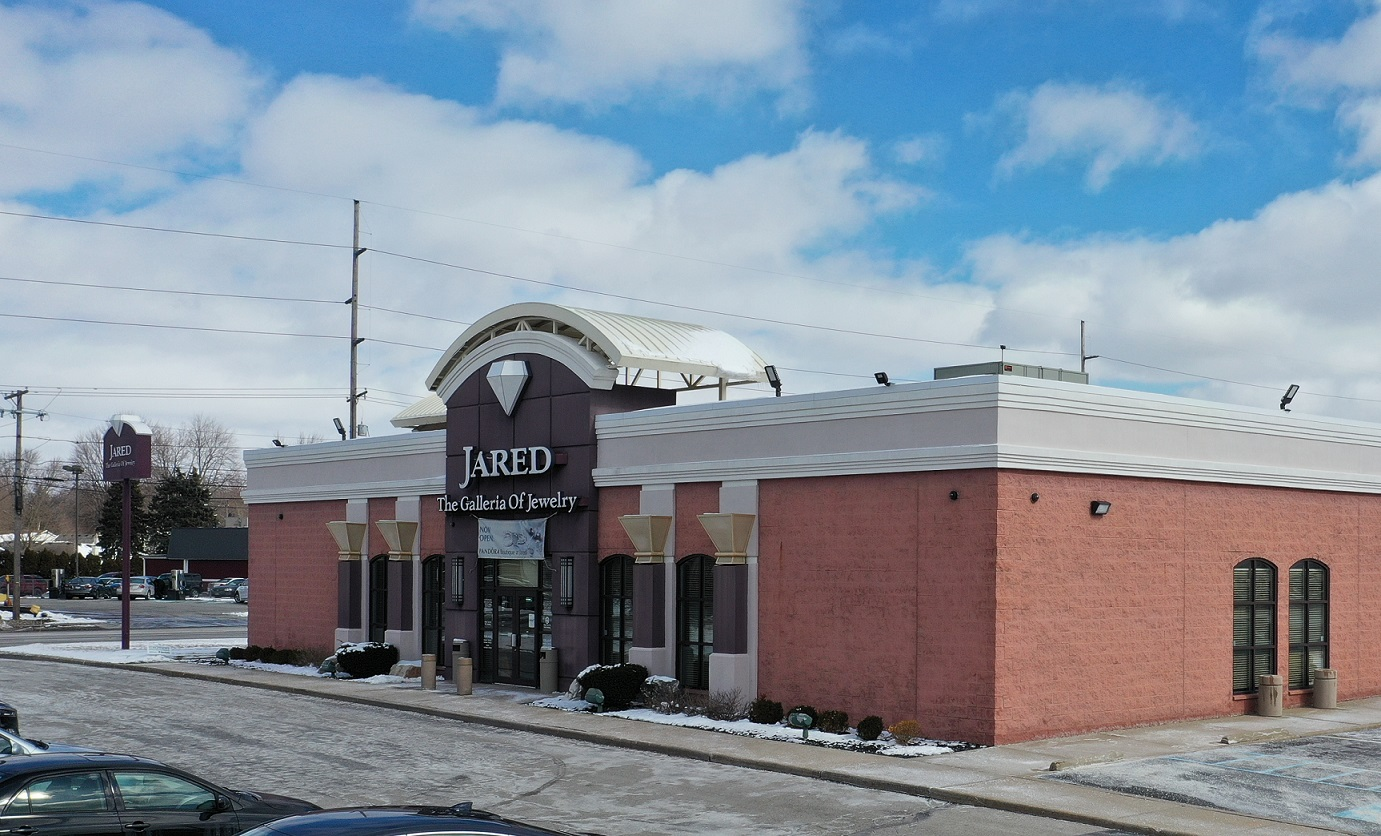 The Boulder Group Arranges Sale of Net Lease Jared Jewelers Property
