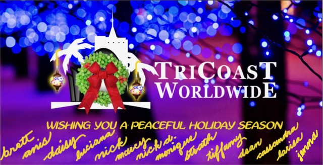 Family Filled Fun: Stream Christmas Movies from TriCoast Entertainment