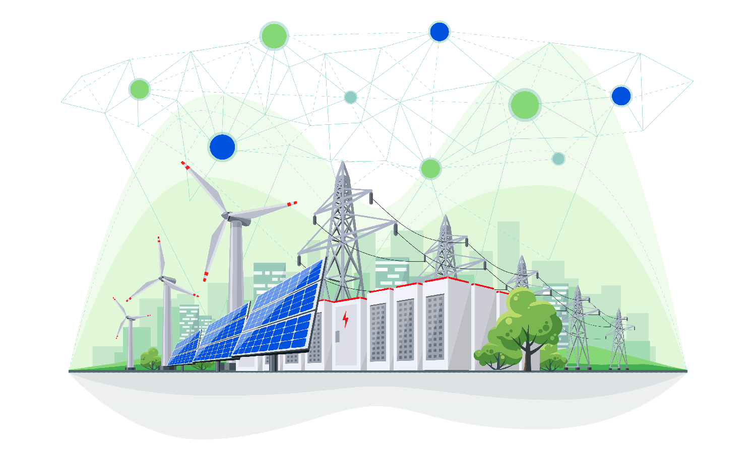 Blockchain in Energy Market Exhibits a Stunning Growth Potentials | Power Ledger, WePower UAB, LO3 Energy