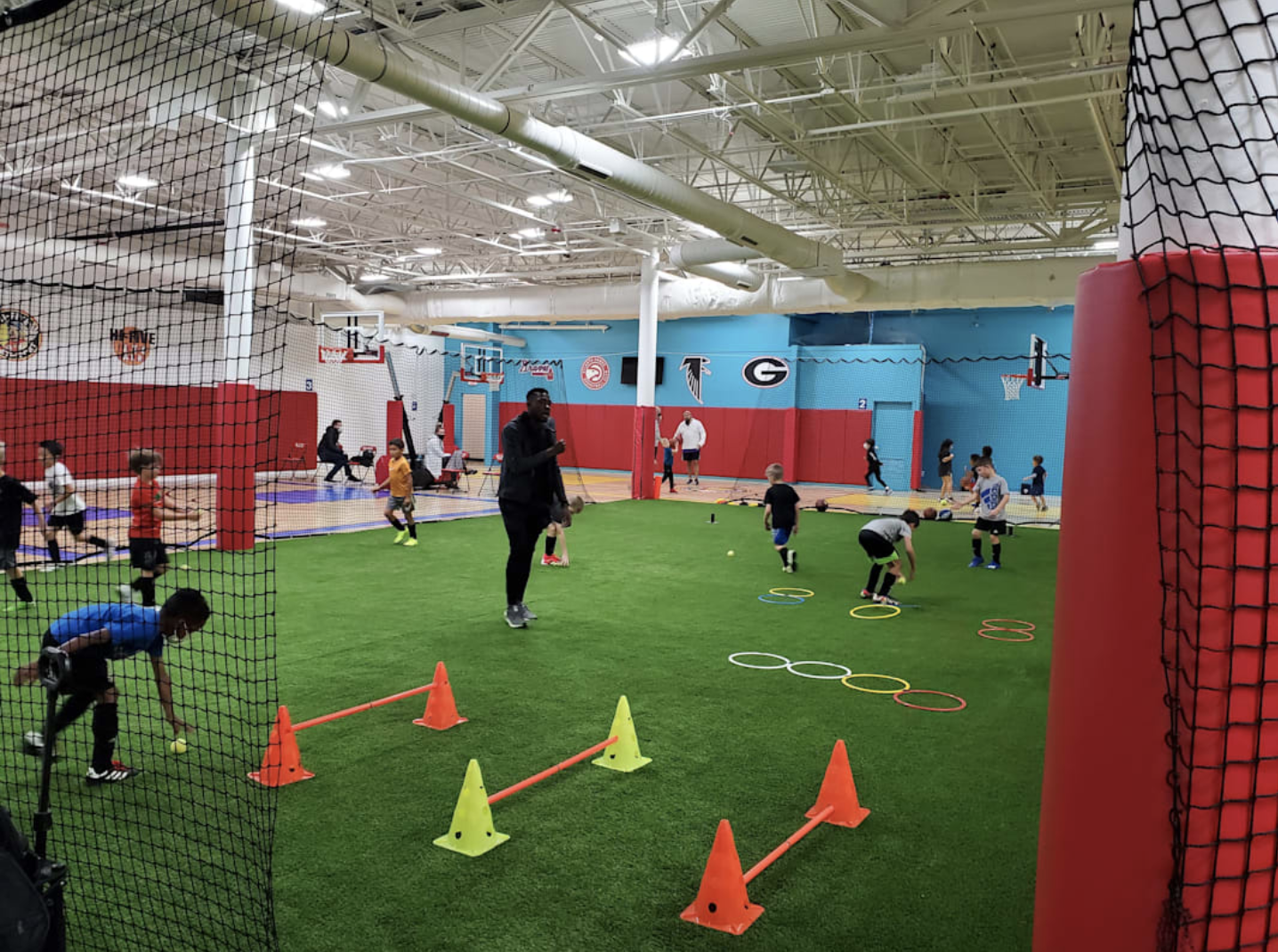 First of a kind Indoor Sports Facility opens in Alpharetta, GA Mall