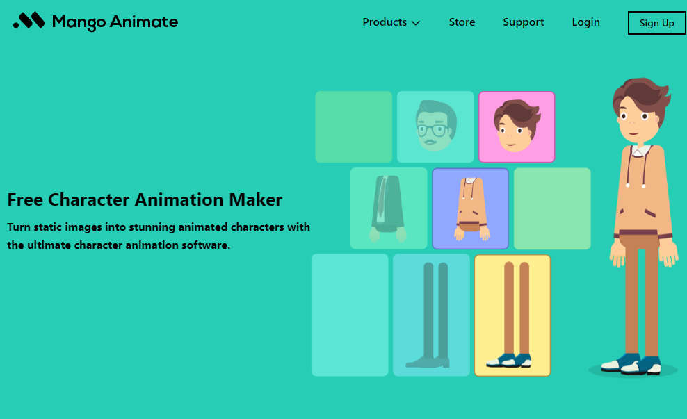 Mango Animate Will Release a Free 2D Character Animation Maker Soon
