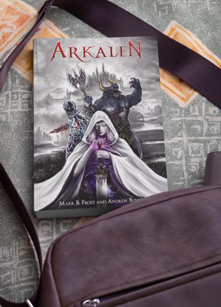 "Co-authors Mark B. Frost and Andrew Bunny Announce the Release of the Sequel to ""Arkalen"" a Sci-fi Fantasy in the Series ""Daemon's Song"""