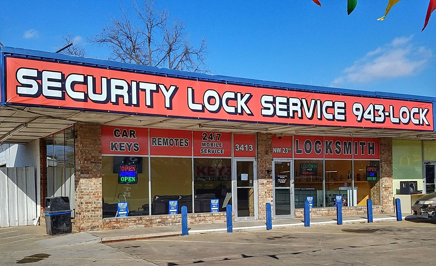 Security Locksmith OKC Offers Solutions for All Locking and Unlocking Issues in Oklahoma City