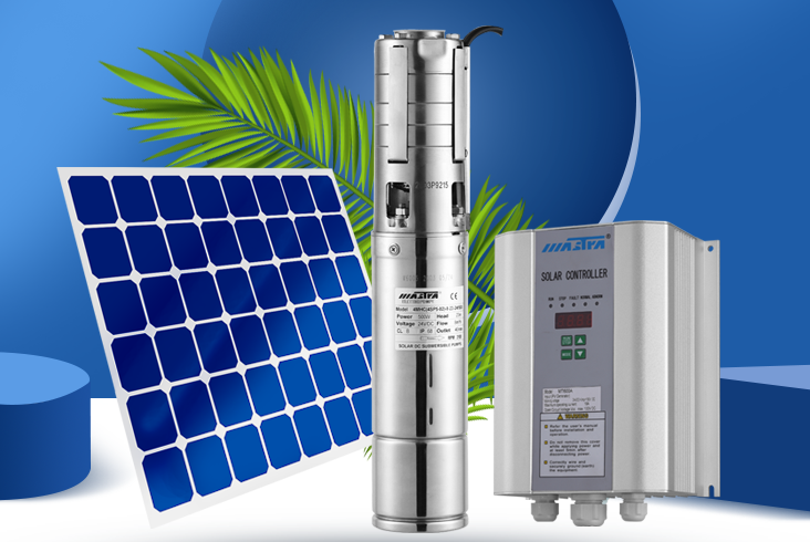 MASTRA solar water pump: a green, cost-effective option for water supply