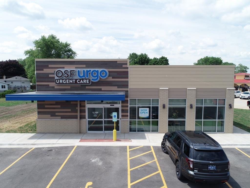 The Boulder Group Arranges Sale of Net Leased OSF Urgent Care