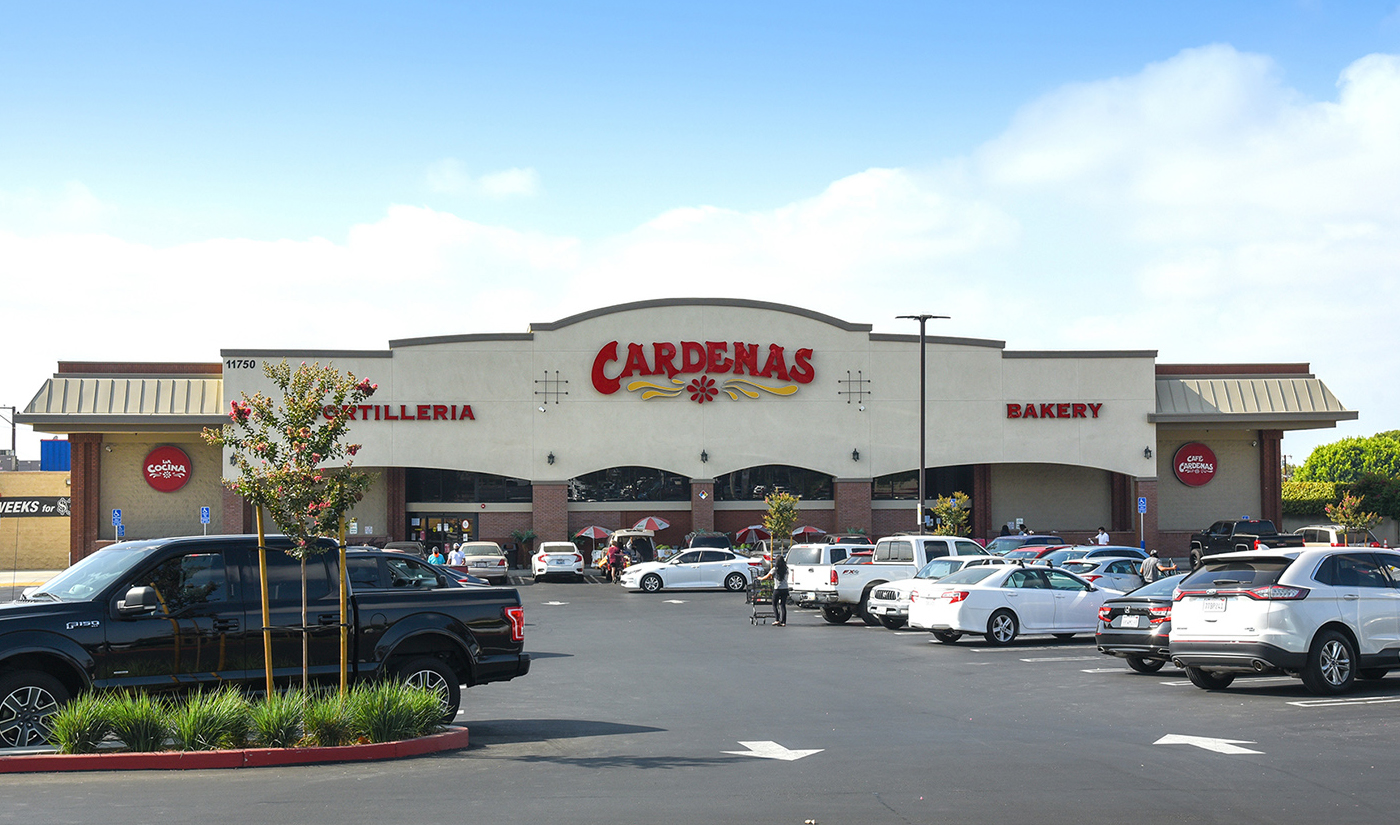 Hanley Investment Group Arranges Sale of Brand New, Single-Tenant Cardenas Markets in Whittier for $14.8 Million