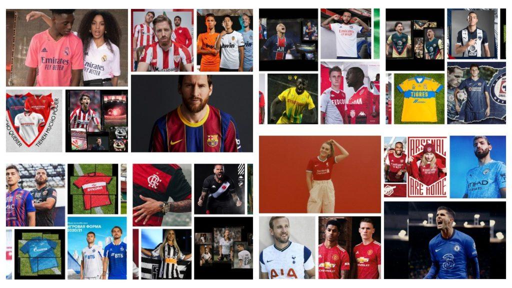 Un especial que da la vuelta al mundo: Camisetas de Futbol 2020-21 En Camisetafutboles.com