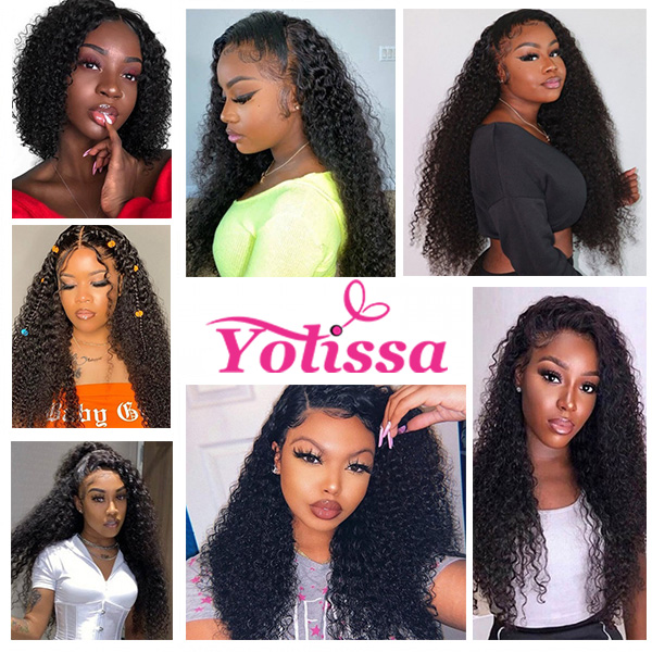 Yolissa Hair Curly Wigs Flash Sale - Limited Quantity, Limited Time