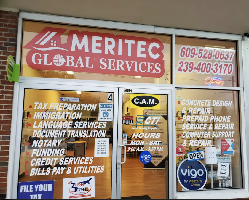 Local Tax Service Ameritec Global Opens New Office in Hamilton Township, NJ