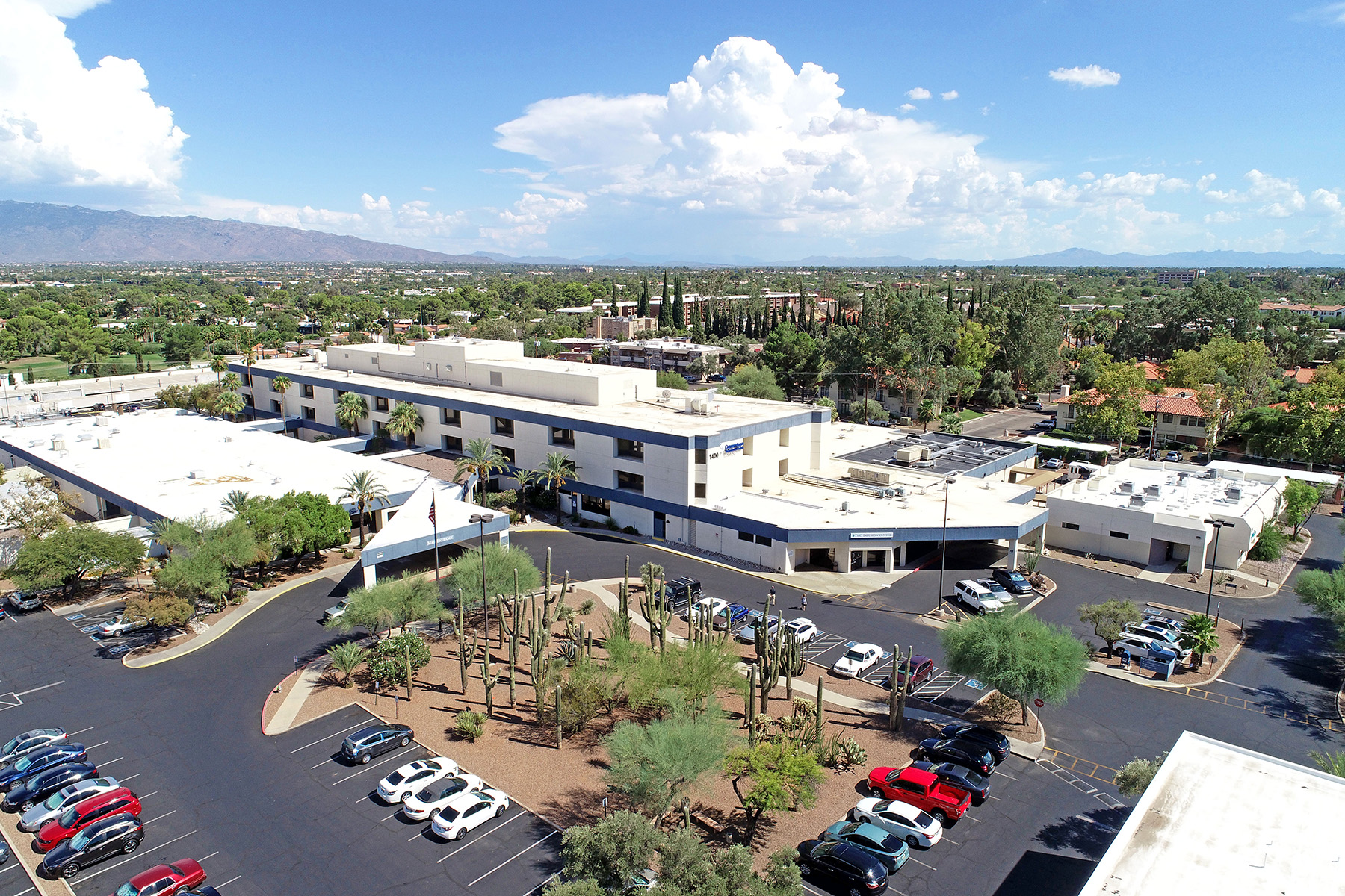 Meridian Purchases 188,000 SF Medical Building in Tucson, Arizona