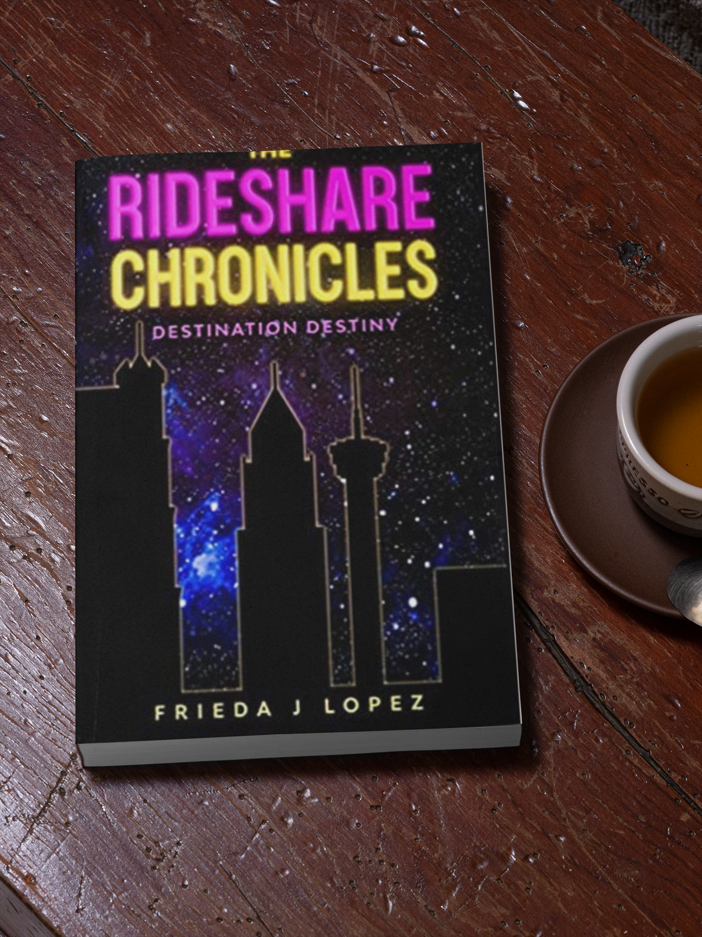 "Author and Former ""American Idol"" Contestant Frieda Lopez Debuts First Novel in ""The Rideshare Chronicles"""