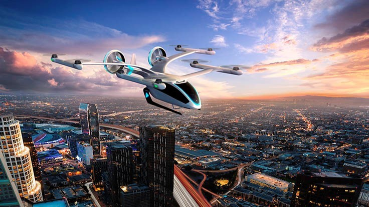 Urban Air Mobility Market Next Big Thing | Major Giants: Honeywell, Airbus, Bell helicopters, Boeing