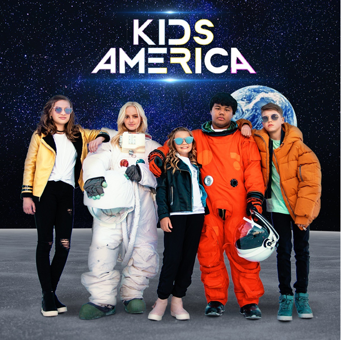 Kids America - The Kids Group Set to Conquer The Music World