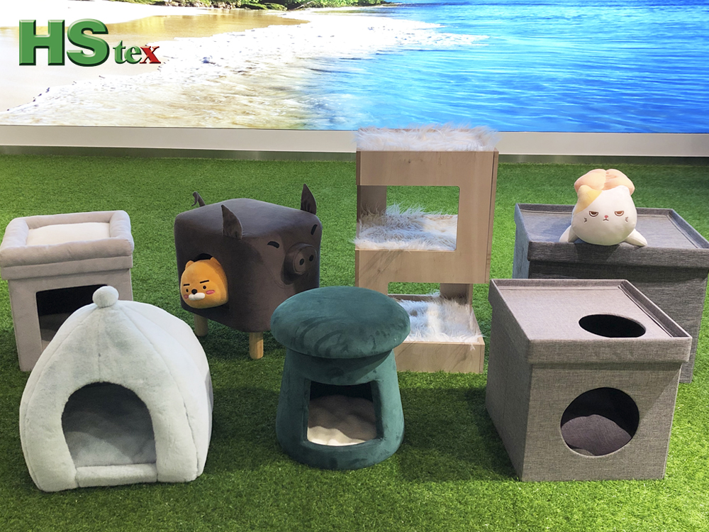 Wuxi Housetex Focusing More on Pet Ottoman Furniture Manufacturing