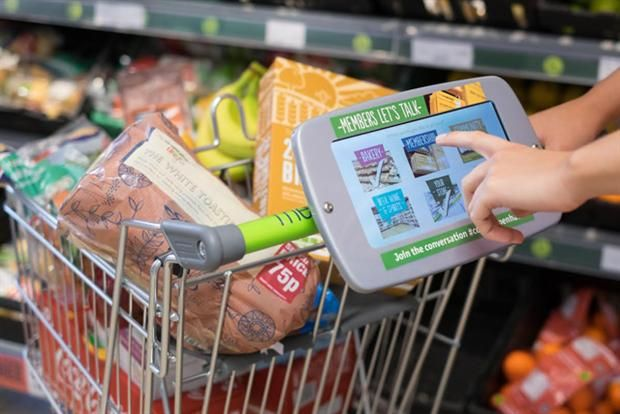 Expert Prediction: Smart Shopping Cart Market is Booming Worldwide with Microsoft, IBM, V-Mark Enterprise, Fujitsu