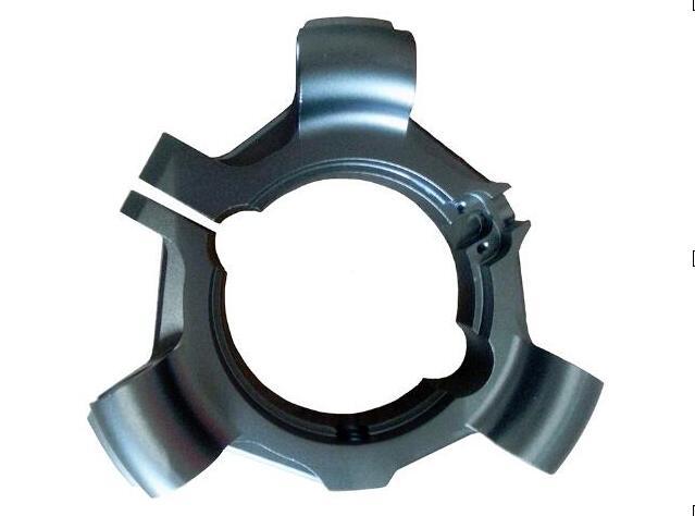 Titanium parts last longer than other metals and materials