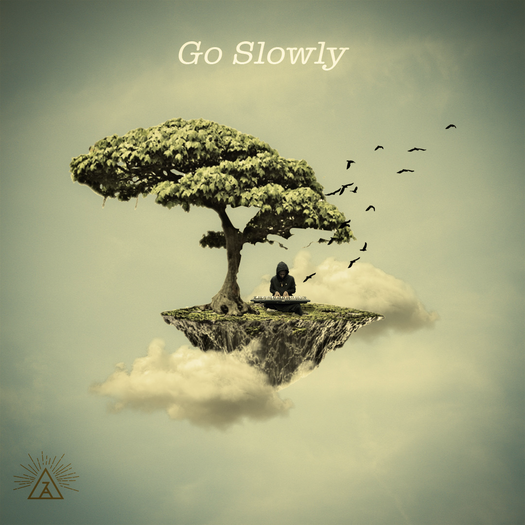 "AZA The Messenger Releases New Album Titled ""Go Slowly"""