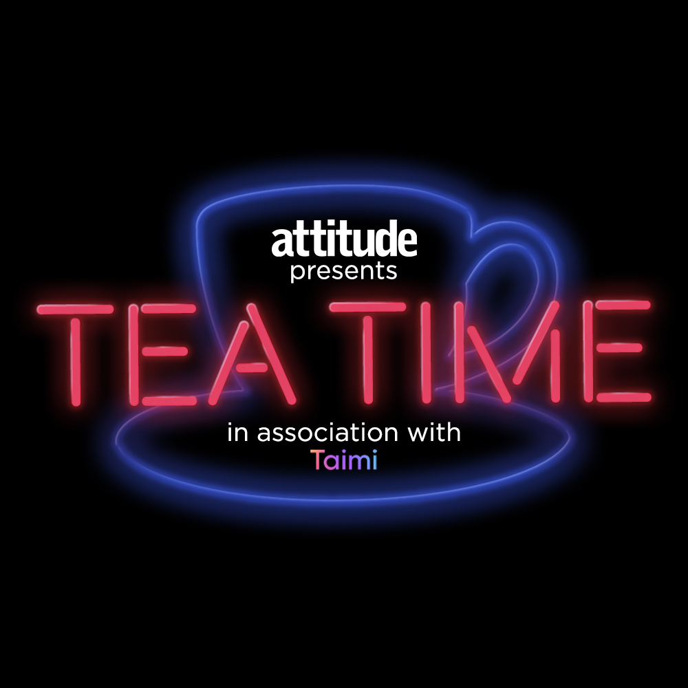 Taimi Joins Attitude Magazine to Spill the Tea with the Incredible Jodie Harsh