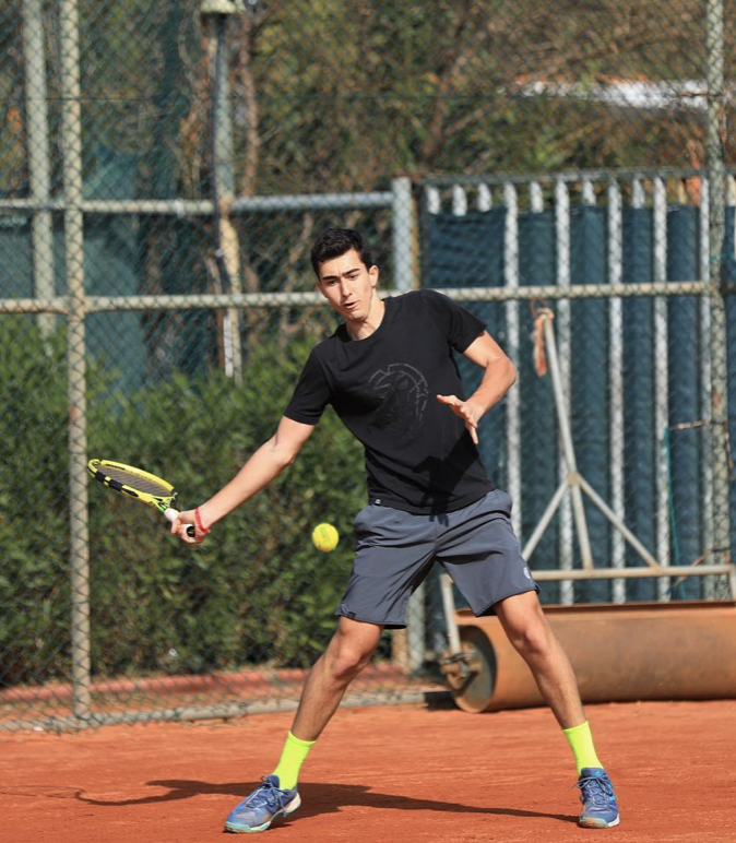 Professional Tennis Player Zura Tkemaladze Is Proving A Strong Contender After Successful Debut in The ATP Cup 2020 for Team Georgia
