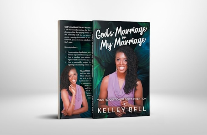 Kelley Bell Teaches Women How To Strengthen Their Marriage In God's Marriage or My Marriage