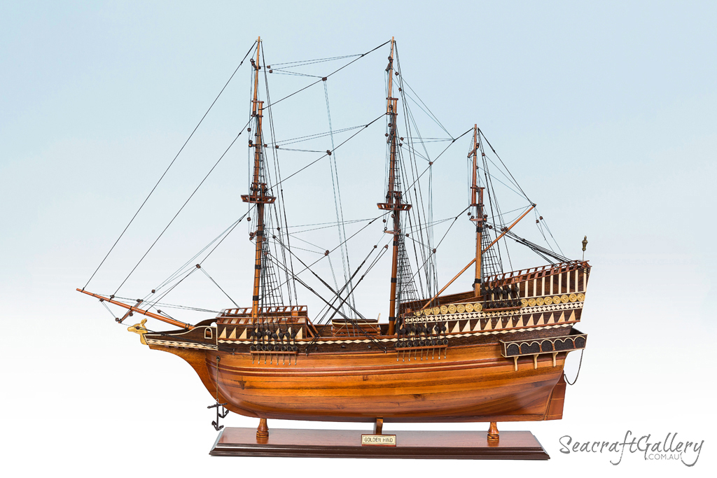 Famous Australian Model Maker Seacraft Gallery Begins Making Custom Ordered Ship and Boat Models