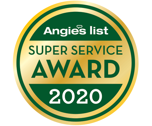 "H2O Waterproofing Emerges as Winner of the ""Super Service Award"" by Angie's List for 2020"