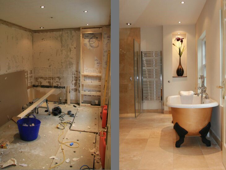 Houston remodeling company promotes bathroom renovation services