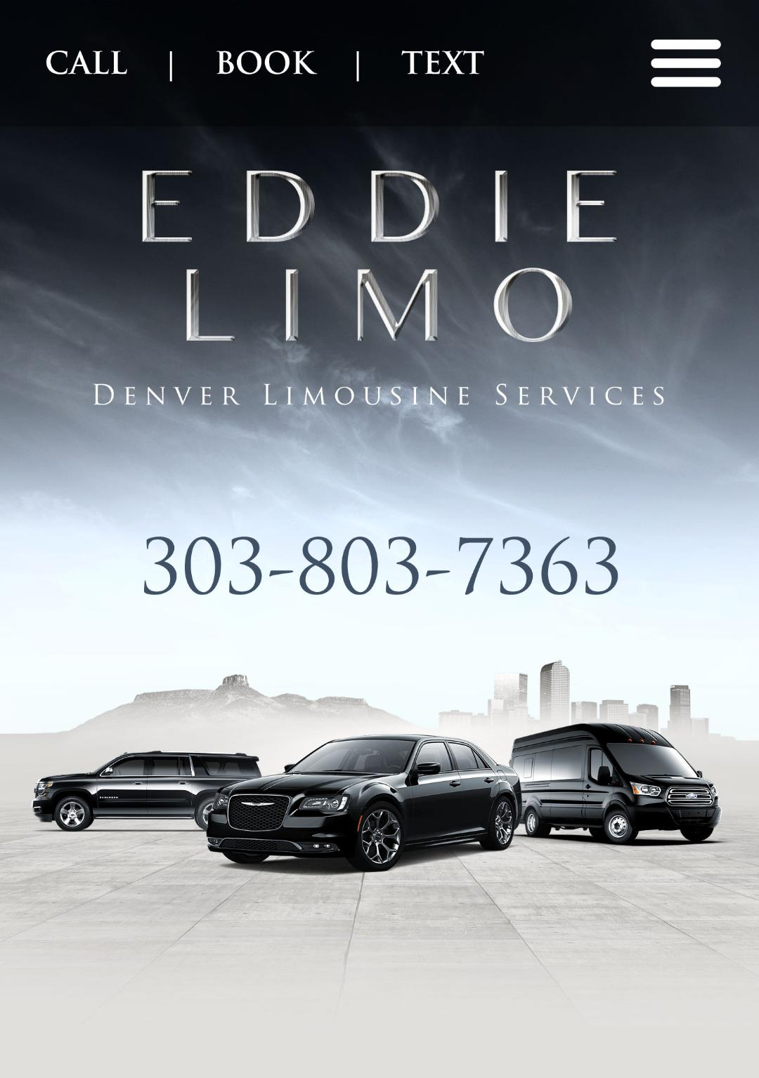 Denver's Eddie Limo Celebrates 17th Anniversary of its Limousine Services
