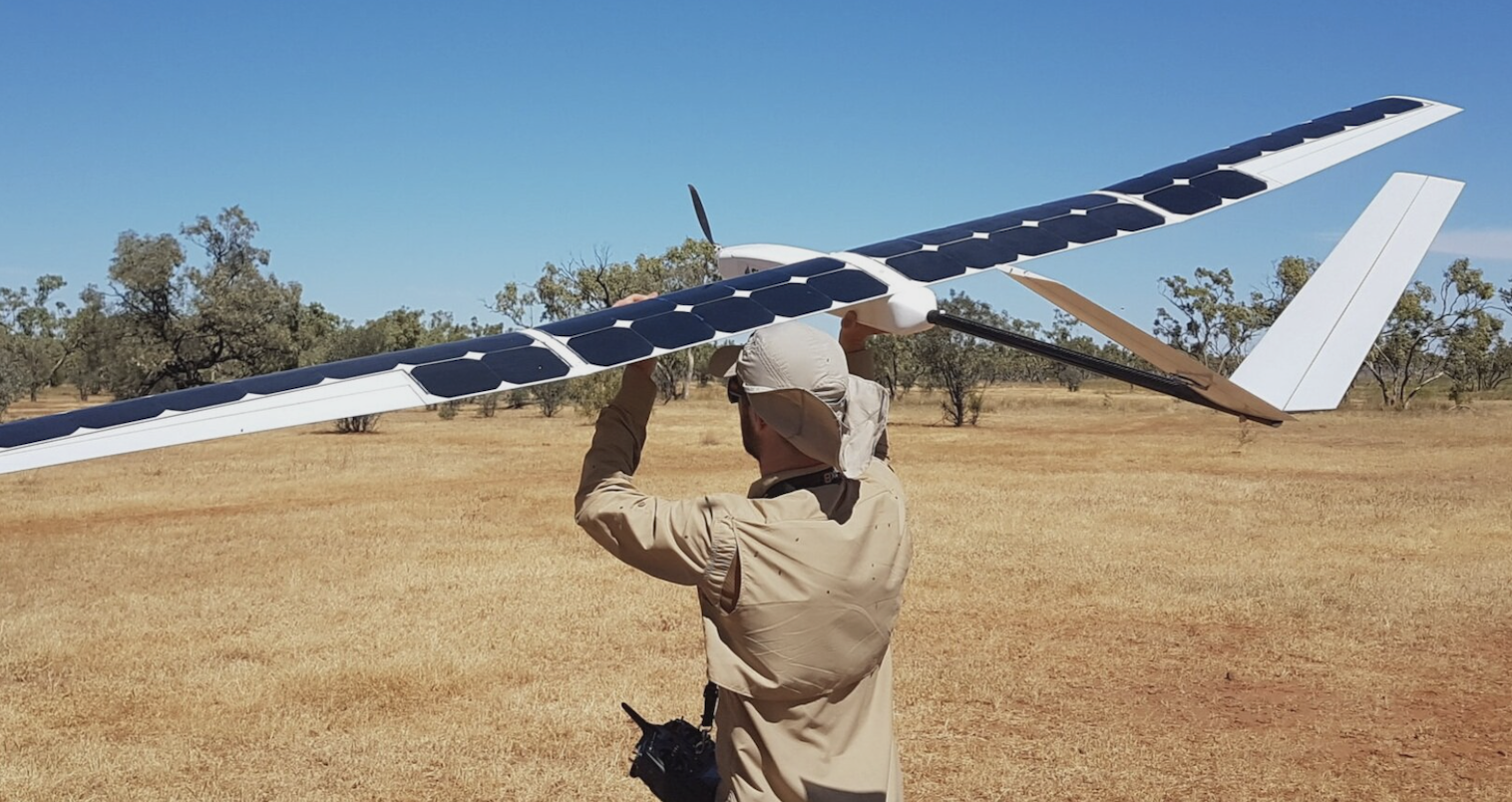 Sunbirds SAS Launches Crowdfunding Campaign For World's First Solar Drone Called SB4 Phoenix