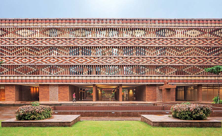 Introducing Award-Winning Institutional Architecture by Studio Lotus - KRUSHI BHAWAN