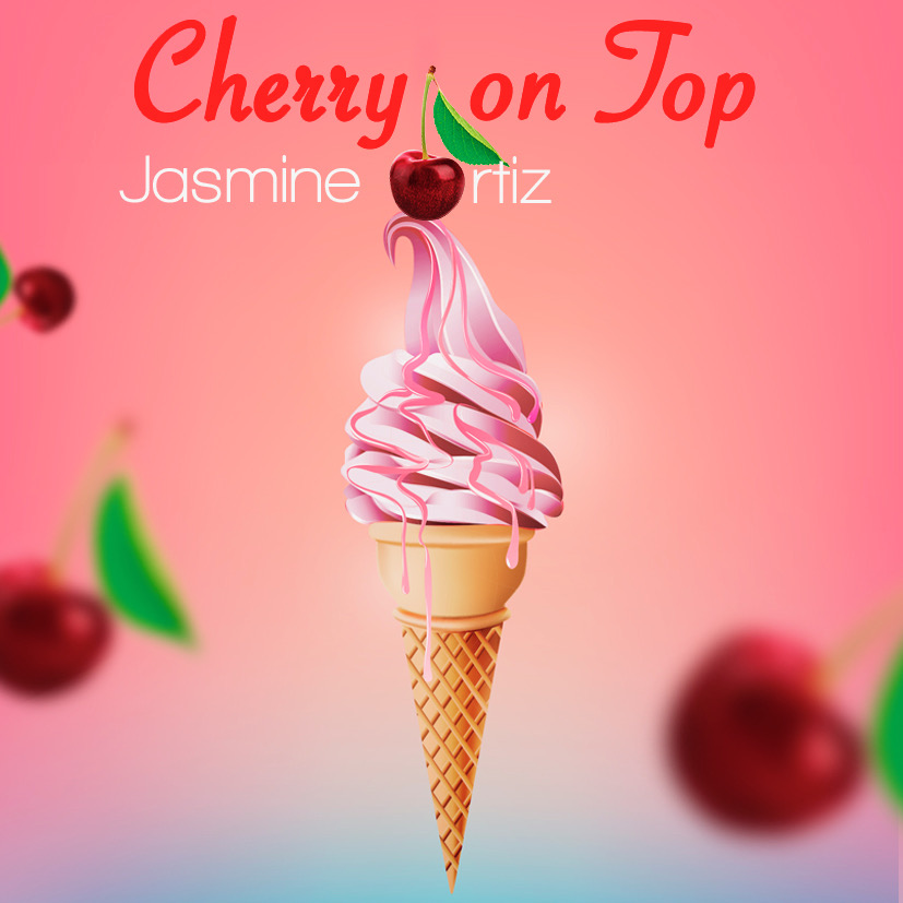 """Jasmine Ortiz Brings Us Back To The Nostalgia Days Of Datings With Her Latest Single """"Cherry On Top"""", Produced By Trackdilla Being Released 1/29/2021"""