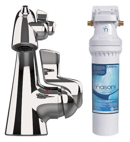 Nasoni Commences Sale of Revolutionary Single Lever Faucets on Pre Order