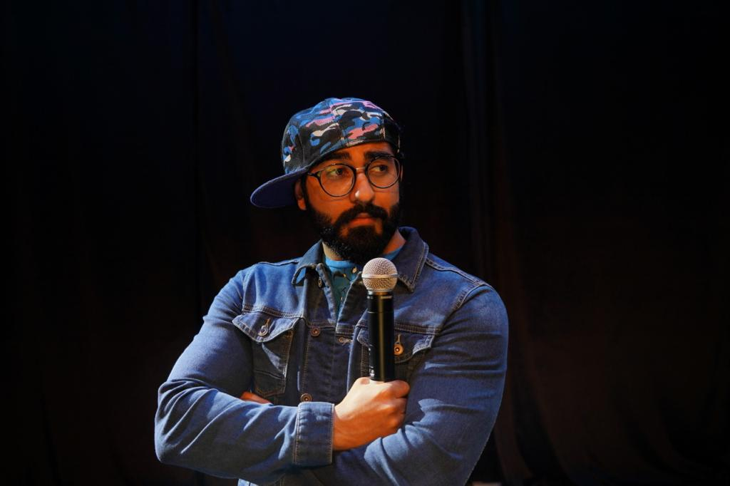UAE Stand Up Comic and Actor Ahmed Saif is Growing Global Fans with Distinct Sarcastic Style