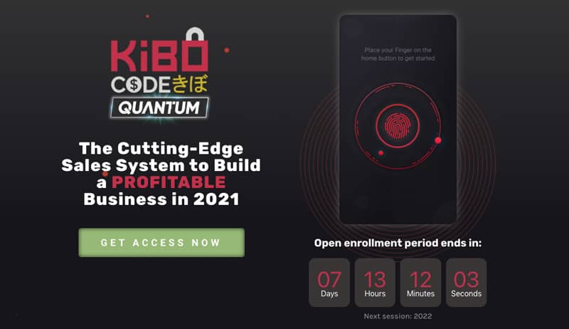 The Kibo Code Quantum Course Officially Opens For A Limited Time