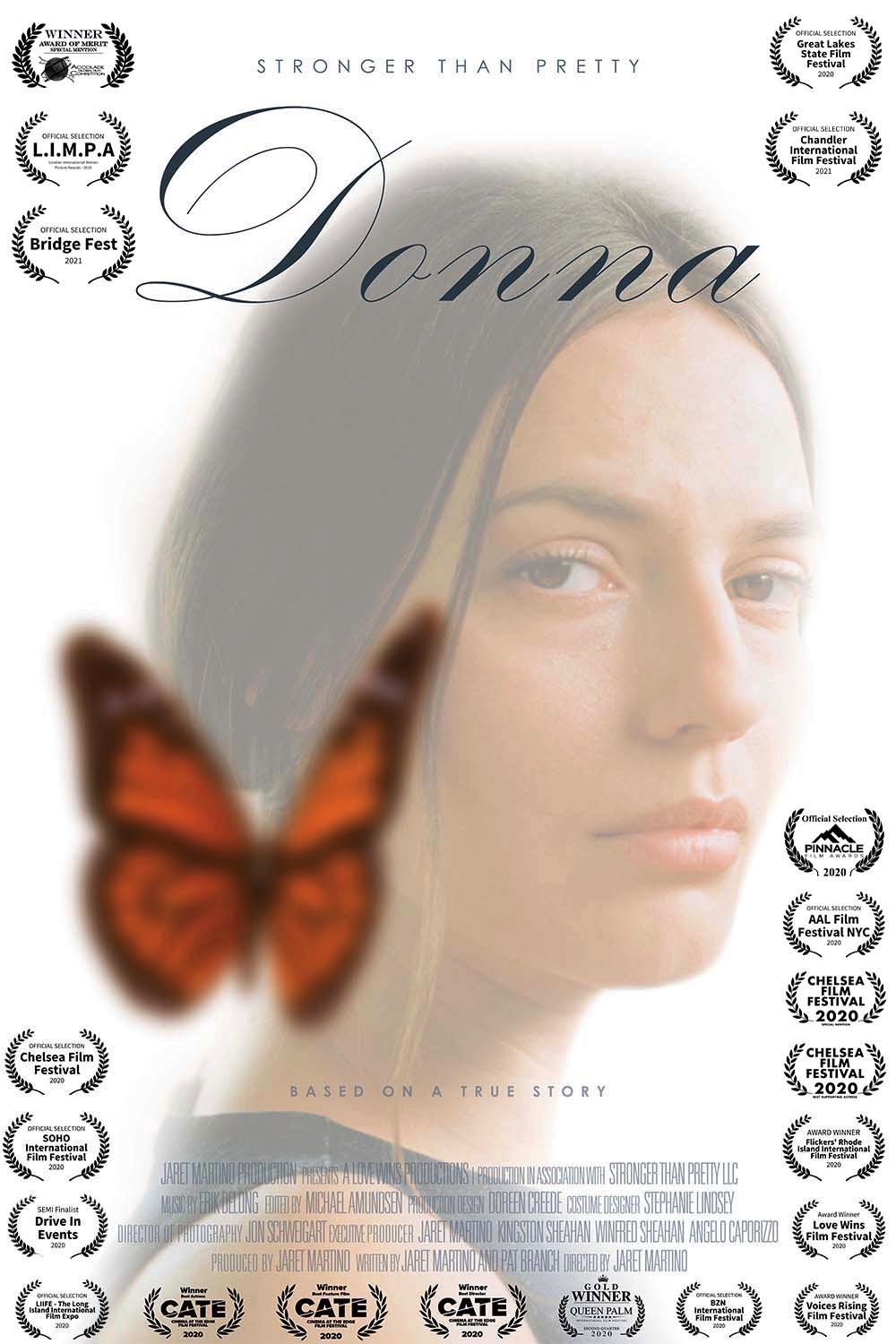 New Trailer for Jaret Martino's Donna premieres ahead of release